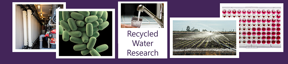 recycled water research Banner