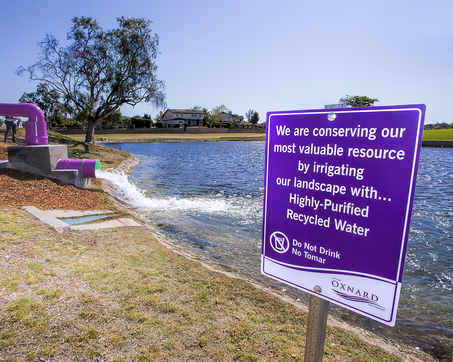 Recycled water Distribution thumbnail