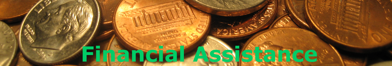 Financial Assistance Logo