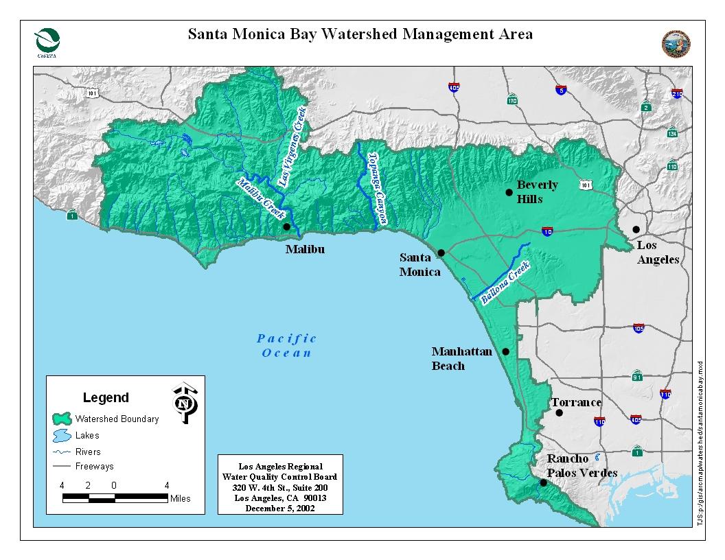 Santa Monica Drinking Water Quality